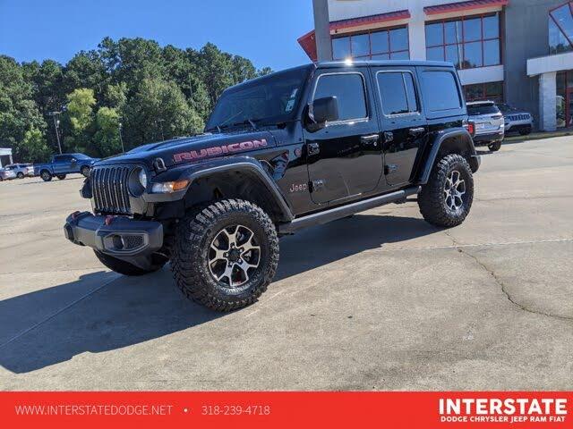 2020 Jeep Wrangler Unlimited Rubicon 4WD