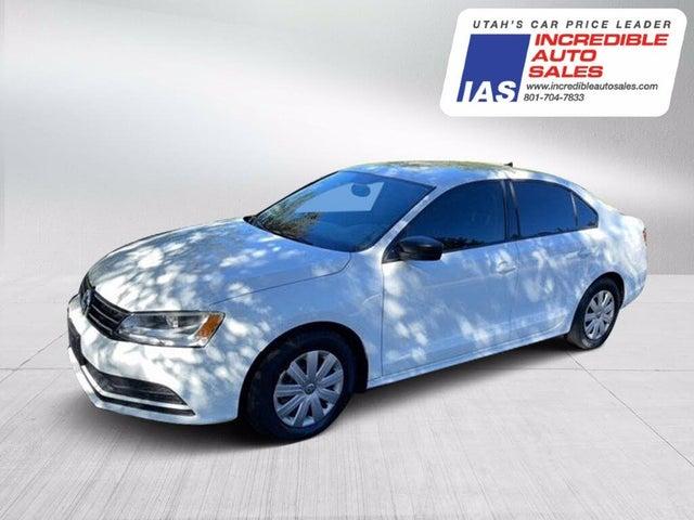 2016 Volkswagen Jetta 1.4T S FWD