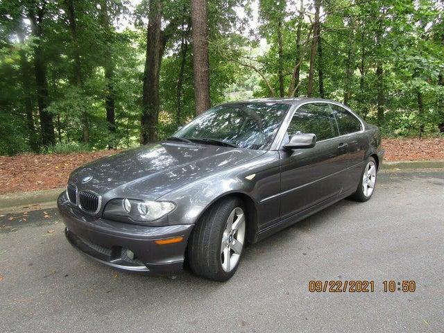 2005 BMW 3 Series 325Ci Coupe RWD
