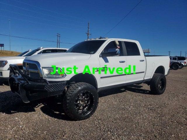 2014 RAM 2500 Laramie Longhorn Crew Cab 4WD