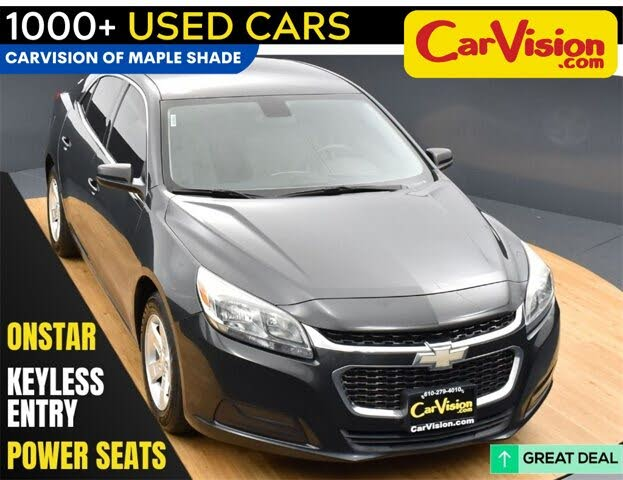 2015 Chevrolet Malibu LS Fleet FWD