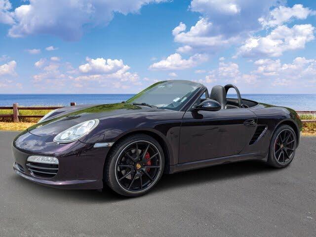 2011 Porsche Boxster S RWD