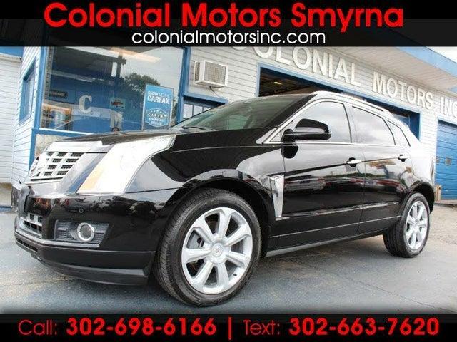 2015 Cadillac SRX Performance AWD