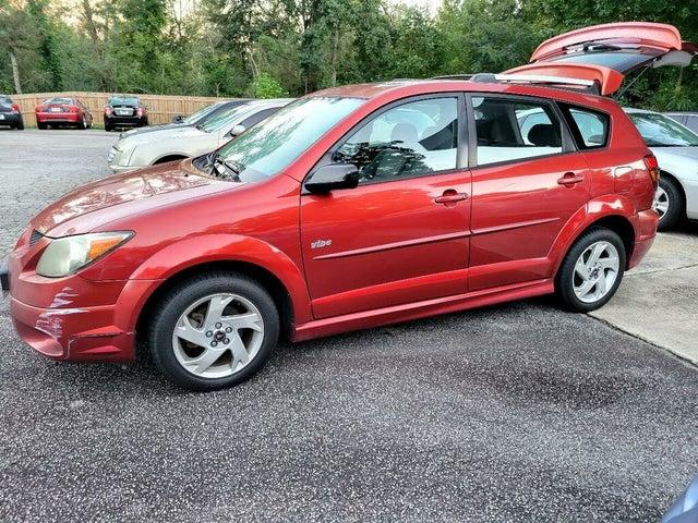 2004 Pontiac Vibe Base AWD