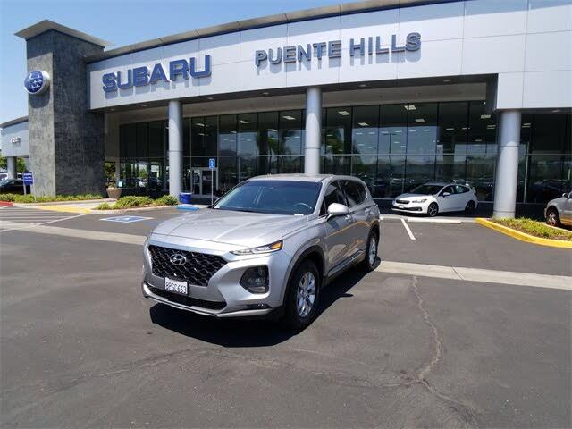 2020 Hyundai Santa Fe 2.0T SEL FWD
