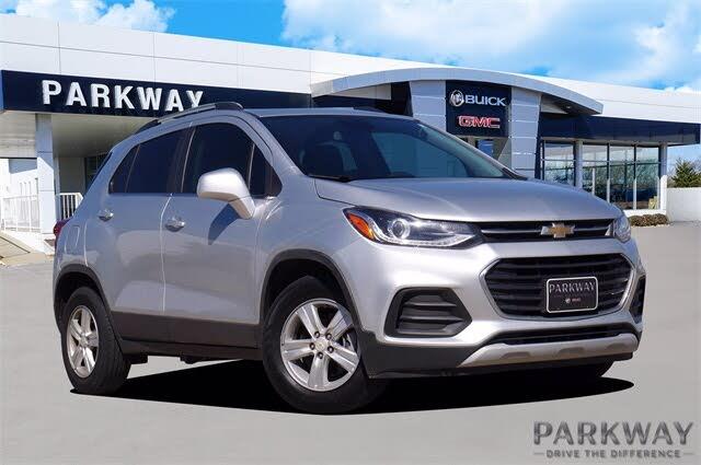 2020 Chevrolet Trax LT FWD