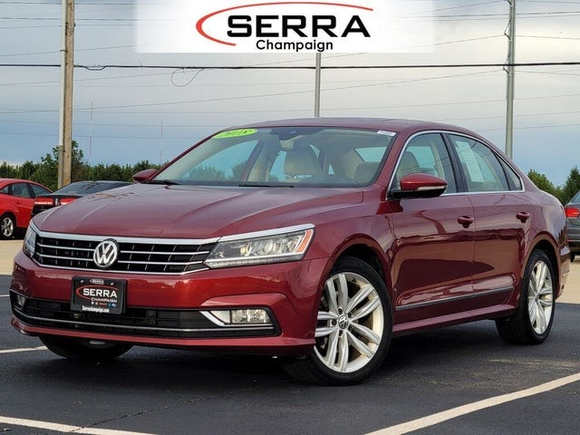 2018 Volkswagen Passat V6 SEL Premium FWD