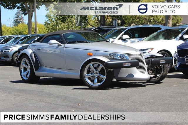 2000 Plymouth Prowler 2 Dr STD Convertible
