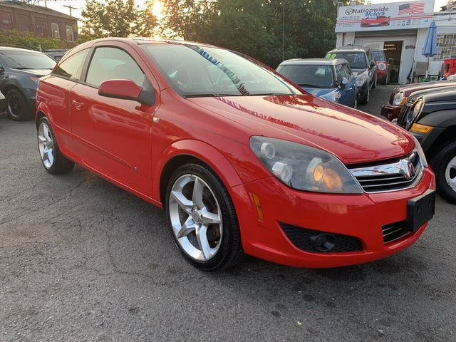 2008 Saturn Astra XR Coupe