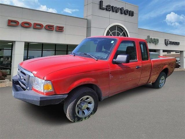 2011 Ford Ranger XLT SuperCab 4-Door