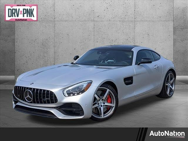 2019 Mercedes-Benz AMG GT S Coupe RWD