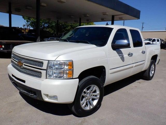 2012 Chevrolet Silverado 1500 LTZ Crew Cab RWD