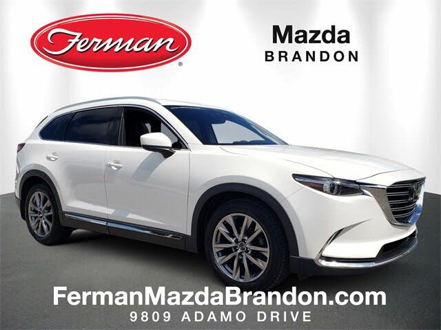 2016 Mazda CX-9 Grand Touring AWD