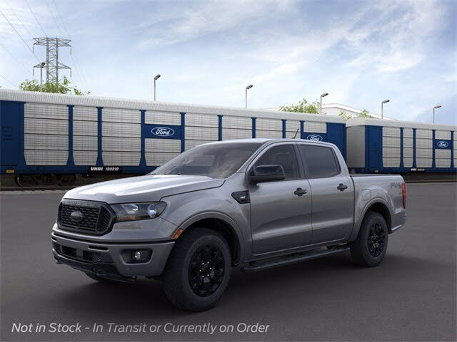 2021 Ford Ranger XLT SuperCrew 4WD