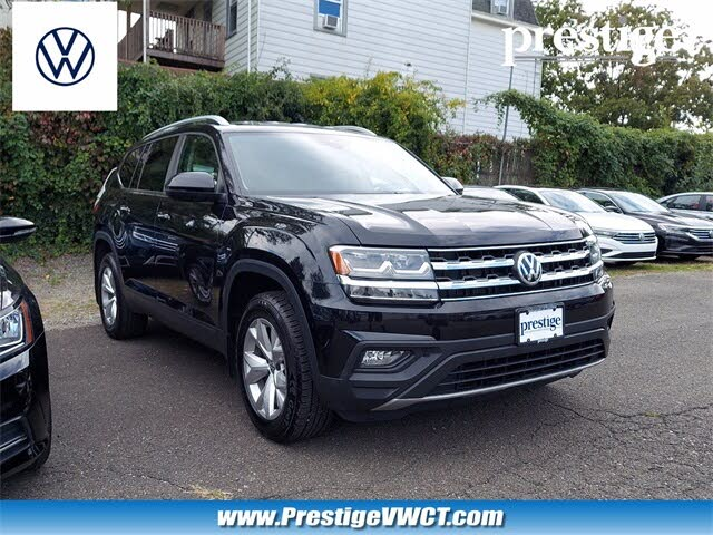 2018 Volkswagen Atlas SE 4Motion with Technology