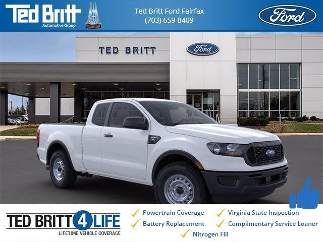 2021 Ford Ranger XL SuperCab RWD