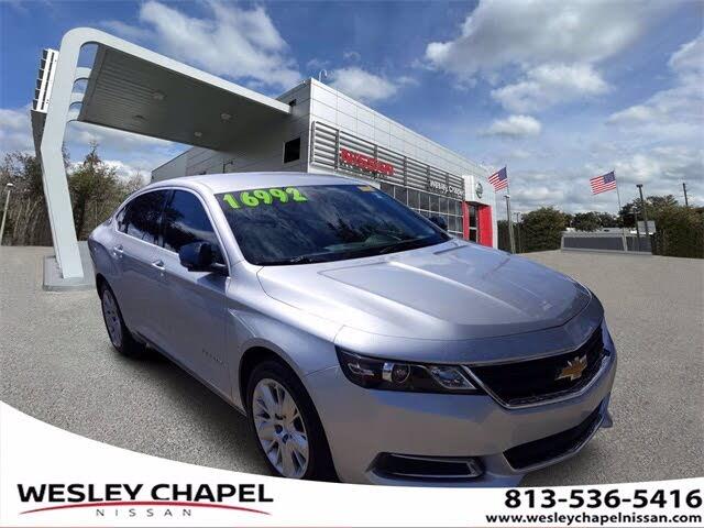 2015 Chevrolet Impala LS Fleet FWD