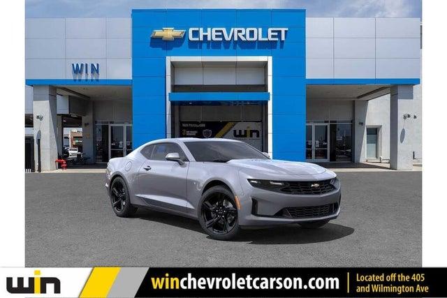 2021 Chevrolet Camaro 2LT Coupe RWD