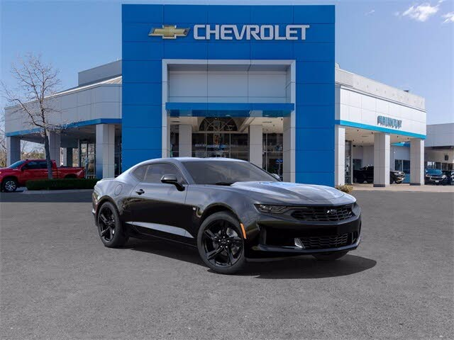 2021 Chevrolet Camaro 3LT Coupe RWD