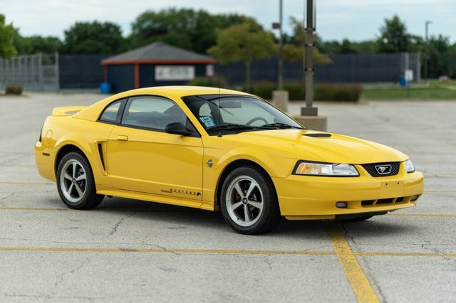 1999 Ford Mustang GT 35th Anniversary Limited Edition Coupe RWD