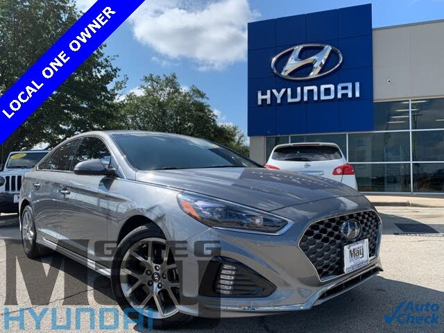 2019 Hyundai Sonata 2.0T Limited FWD