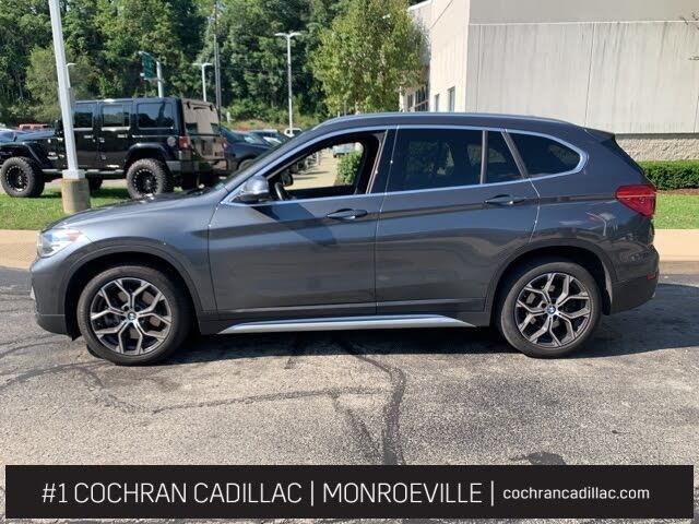 2020 BMW X1 xDrive28i AWD