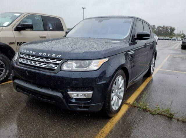 2016 Land Rover Range Rover Sport V6 HSE 4WD