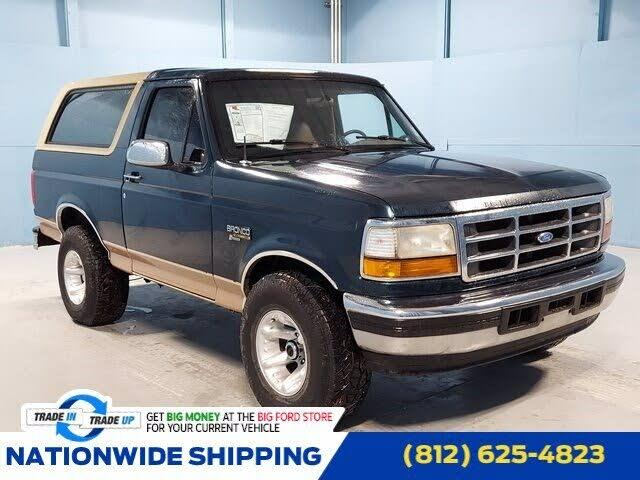 1995 Ford Bronco Eddie Bauer 4WD