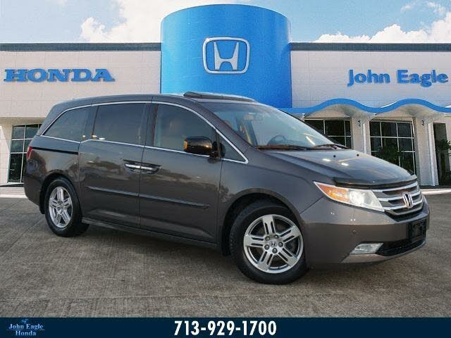 2012 Honda Odyssey Touring Elite FWD