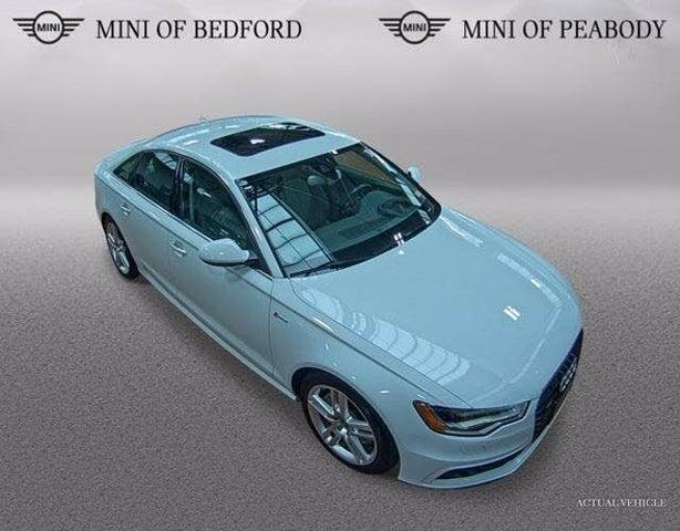 2014 Audi A6 3.0T quattro Prestige Sedan AWD