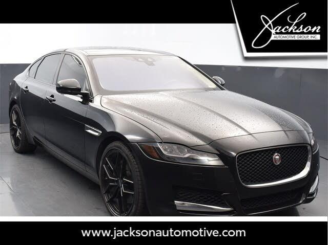 2017 Jaguar XF 35t Prestige RWD