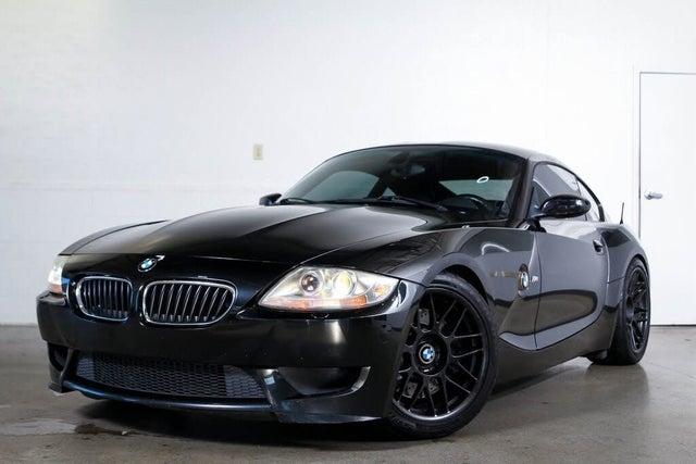 2006 BMW Z4 M Coupe RWD