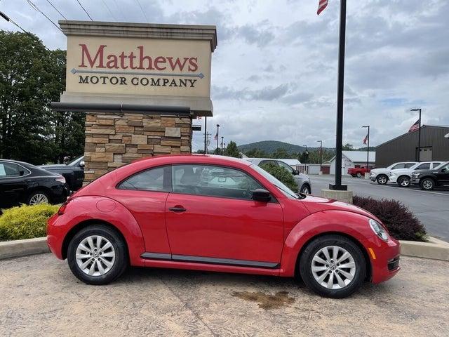 2013 Volkswagen Beetle 2.5L Entry