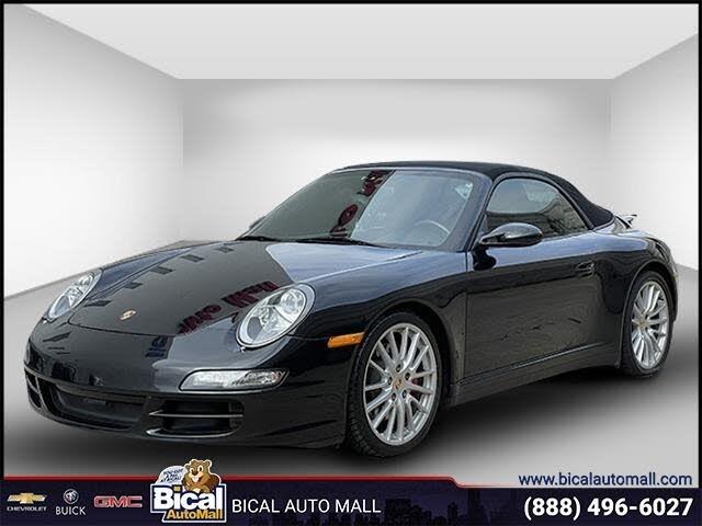 2006 Porsche 911 Carrera 4S Convertible AWD