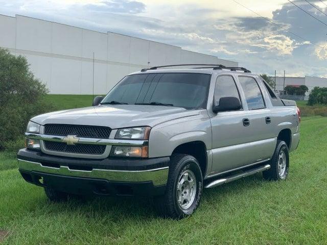 2004 Chevrolet Avalanche 1500 RWD