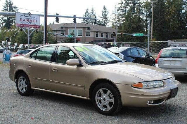 2001 Oldsmobile Alero GLS