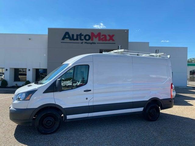 2018 Ford Transit Cargo 250 3dr LWB Medium Roof Cargo Van with Sliding Passenger Side Door