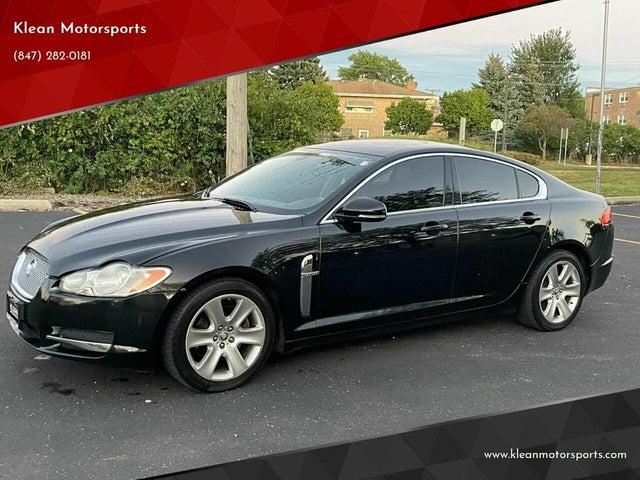 2010 Jaguar XF XF Luxury RWD