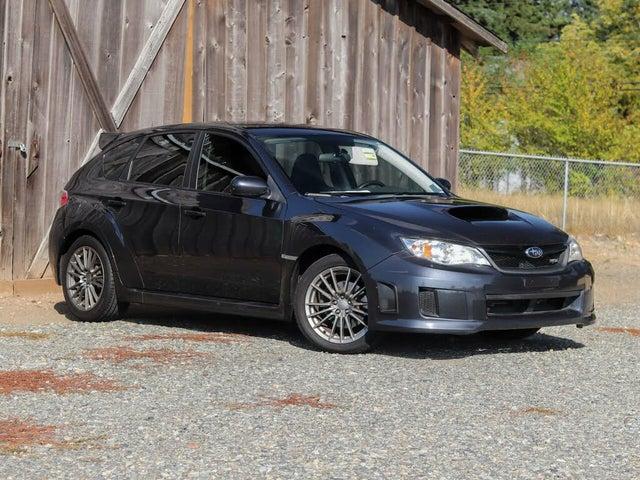 2014 Subaru Impreza WRX Premium Package Hatchback