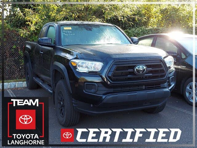 2020 Toyota Tacoma SR V6 Access Cab 4WD