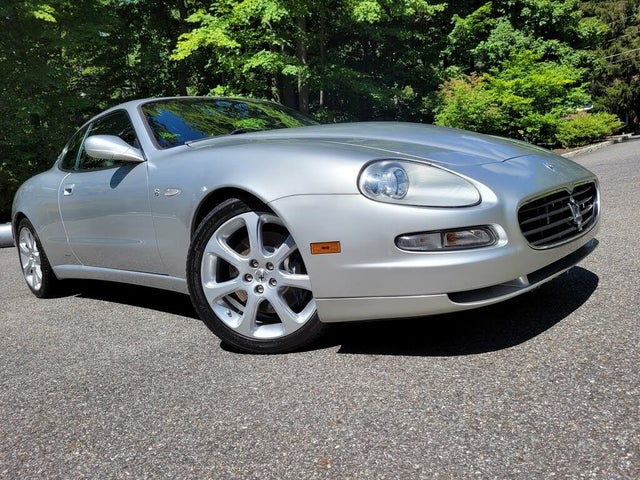 2006 Maserati Coupe GT 2dr Coupe