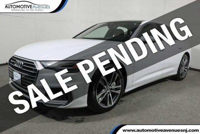2019 Audi A6 3.0T quattro Premium Sedan AWD