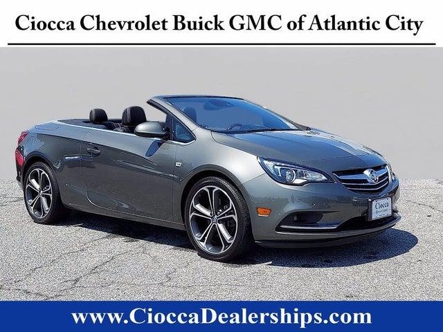 2017 Buick Cascada Premium FWD