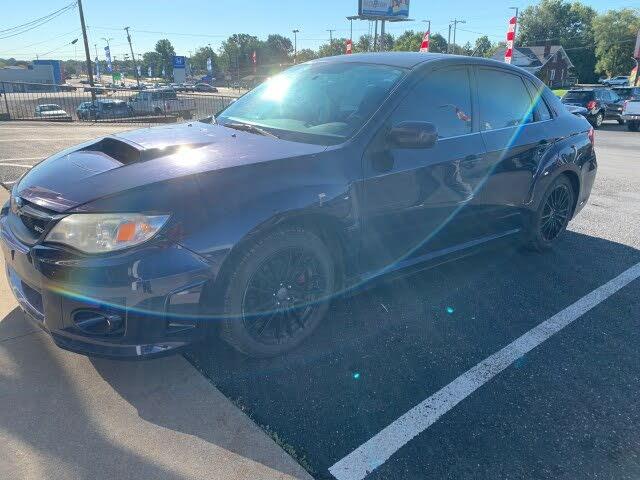 2012 Subaru Impreza WRX Limited