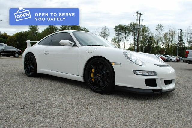 2007 Porsche 911 GT3 Coupe RWD