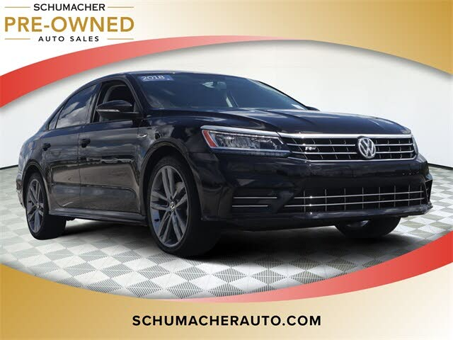 2018 Volkswagen Passat 2.0T R-Line FWD