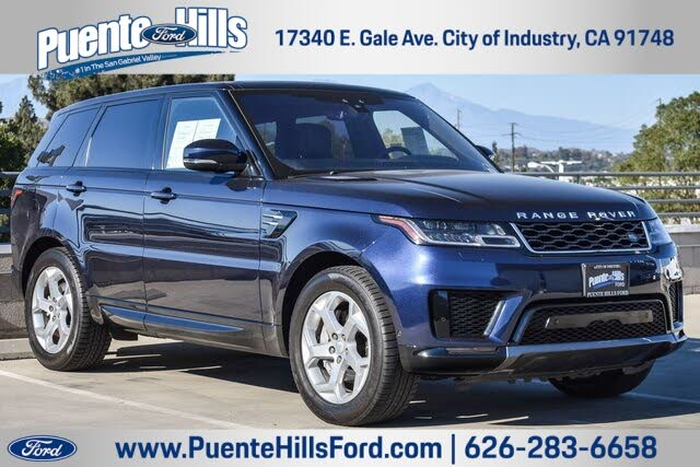 2019 Land Rover Range Rover Sport HSE MHEV 4WD