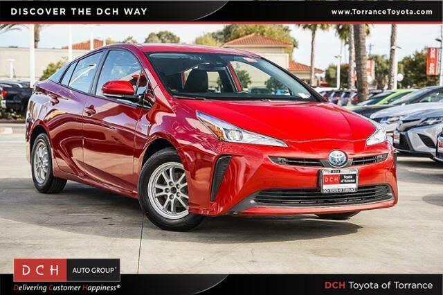 2020 Toyota Prius LE FWD