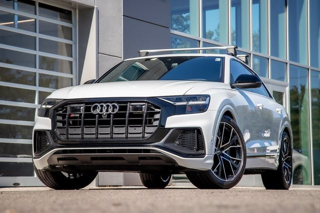 2021 Audi SQ8 4.0T quattro Premium Plus AWD