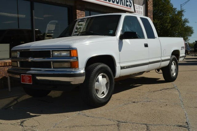 1999 Chevrolet C/K 1500 LS Extended Cab 4WD